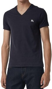 Burberry London T Shirt navy dark blue