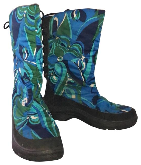 Item - Blue In Boots/Booties Size EU 41 (Approx. US 11) Regular (M, B)