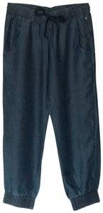 Anthropologie Relaxed Pants blue