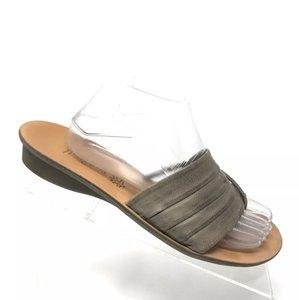 Paul Green pewter Sandals