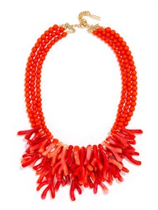 BaubleBar BaubleBar Coral Reef Collar Necklace