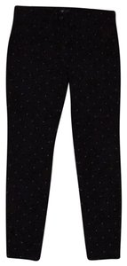 Gap Straight Pants black and white