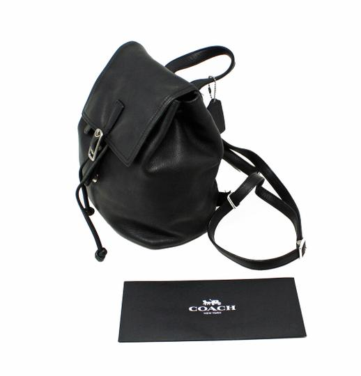 Coach Style 9858 Legacy Leather Leather Backpack Image 1