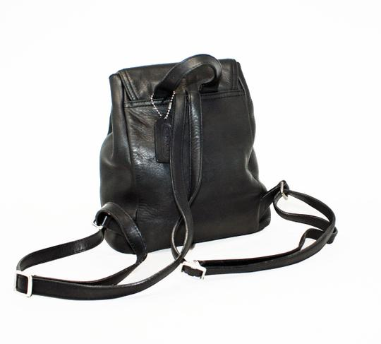 Coach Style 9858 Legacy Leather Leather Backpack Image 2