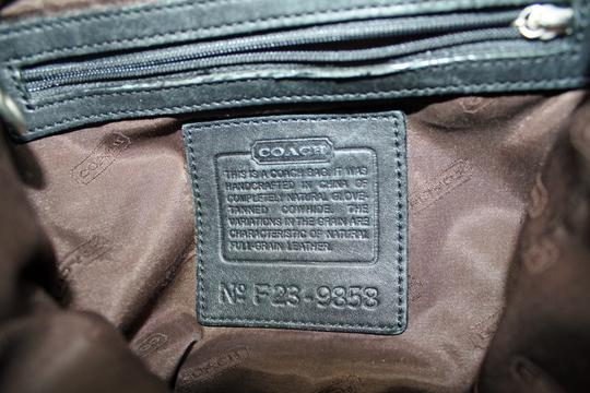 Coach Style 9858 Legacy Leather Leather Backpack Image 7