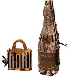 Henri Bendel pair of ornaments