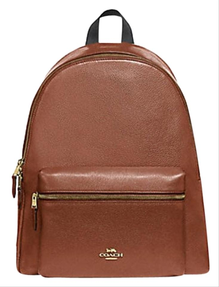 a3818e7109f6 Coach Michael Kors Jet Set Crossbody Floral Perforated Backpack Image 0 ...