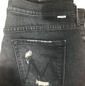 Mother Straight Leg Jeans-Acid