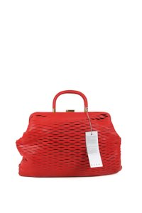 Marni Satchel in Red