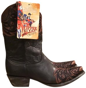 Old Gringo Black Boots