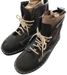 Dr. Martens England Brown Boots