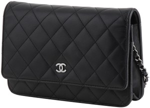 Chanel Wallet On A Chain Woc Cross Body Bag