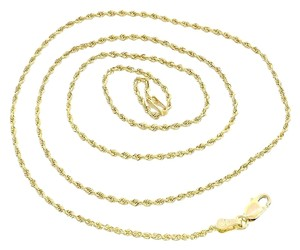 Avital & Co Jewelry 14K Yellow Gold 20 Inch Rope Chain 4.2 Grams