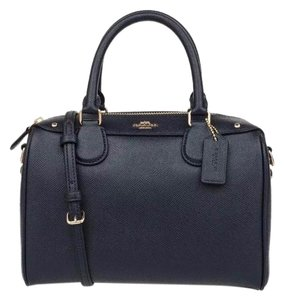 Coach Satchel in Midnight