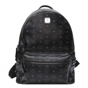 MCM Graffiti Louis Vuitton Pearl Visetos Cognac Backpack