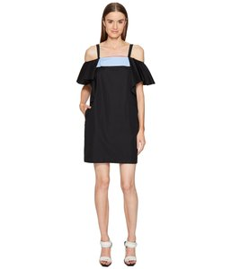 Sportmax short dress Black on Tradesy