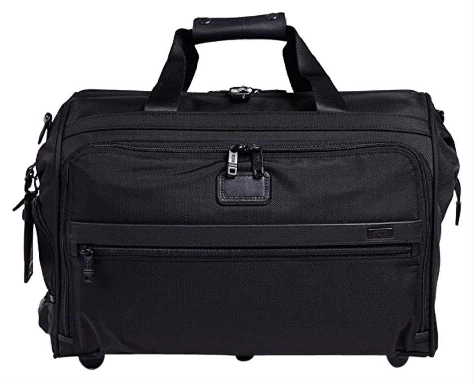 Tumi Alpha 2 Soft Framed Duffel Weekend Travel Bag - Tradesy e4dc98d59c73e
