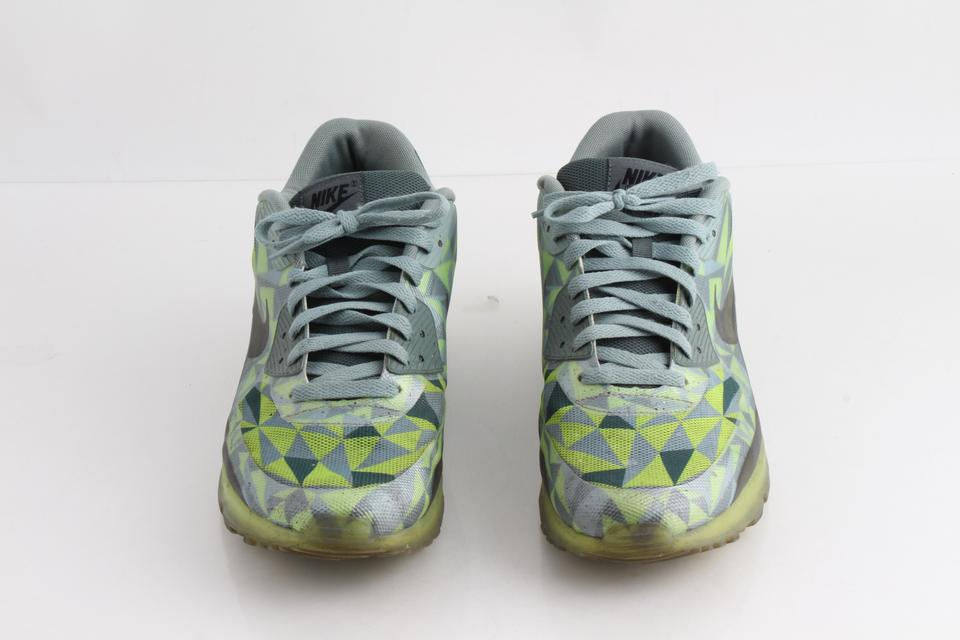 save off 57eb8 9d43c Nike Green Air Max Ice Diamond Mens Running Multicolor Shoes Image 0 ...