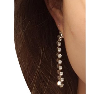 Swarovski Crystal Earrings with sterling silver posts