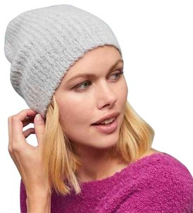 Anthropologie NWT Anthropologie * Super-soft Ribbed Beanie