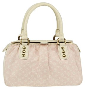 Louis Vuitton Boston Speedy Duffle Josephine Marie Shoulder Bag