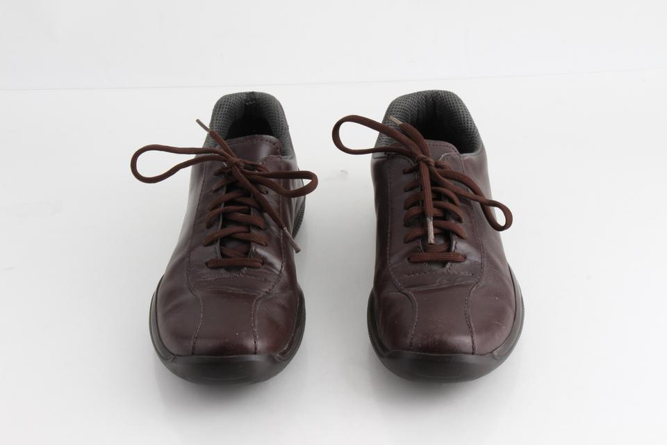 8dc7e2d12d Brown Leather Sneaker Shoes