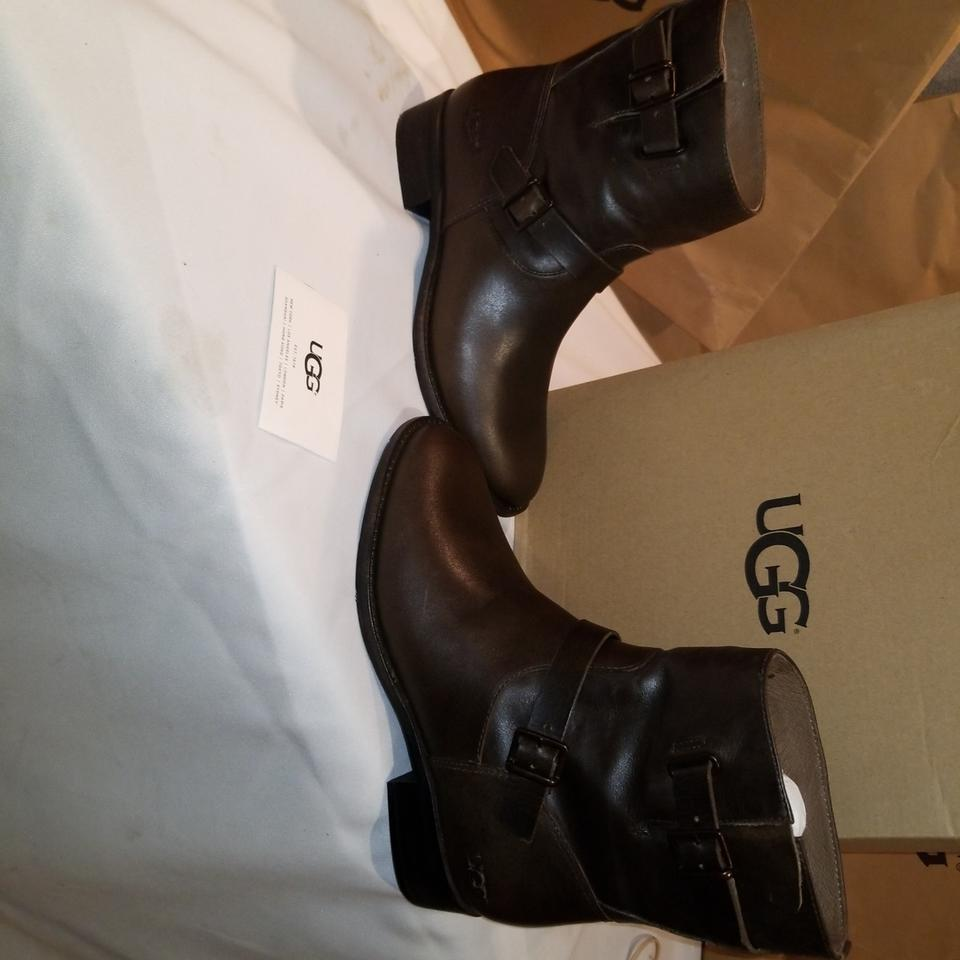 ff5d77278a2 UGG Australia Wal W Fletcher Water Resistant Boots/Booties Size US 7.5  Narrow (Aa, N) 32% off retail