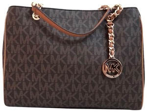 Michael Kors Pvc 190864409559 Shoulder Bag