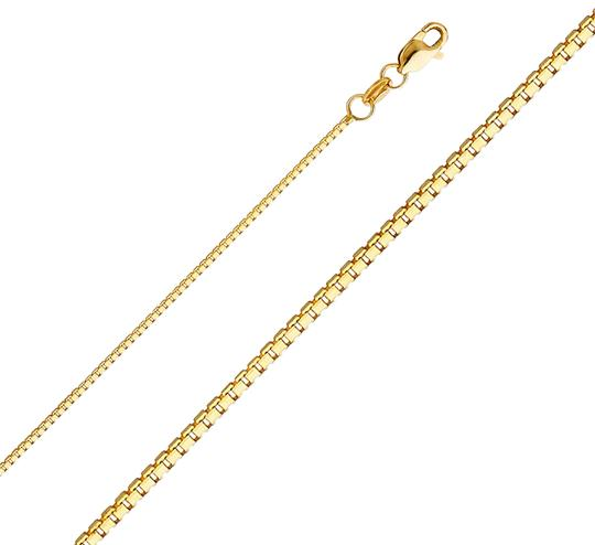 Preload https://img-static.tradesy.com/item/24442336/yellow-14k-gold-10-mm-box-chain-16-necklace-0-1-540-540.jpg