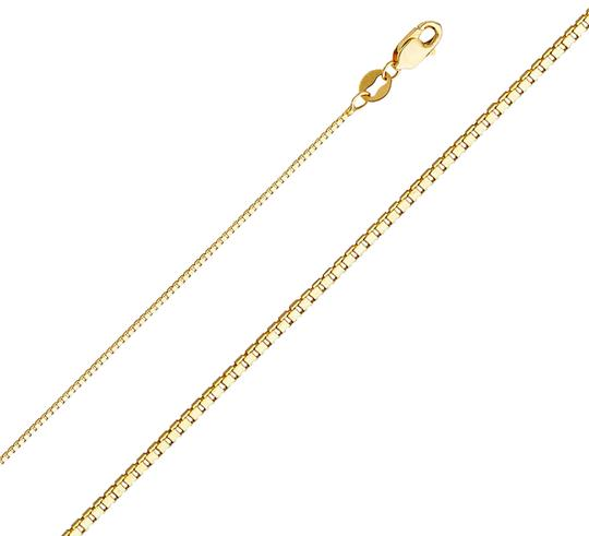 Preload https://img-static.tradesy.com/item/24442356/yellow-14k-gold-08mm-box-chain-24-necklace-0-1-540-540.jpg
