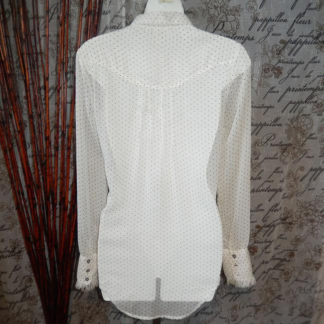 Free People Button Down Shirt White Image 3