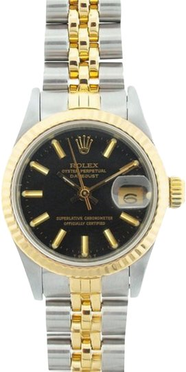 Preload https://img-static.tradesy.com/item/24442438/rolex-gold-and-stainless-steel-26mm-ladies-datejust-2-tone-w-box-and-appraisal-watch-0-1-540-540.jpg
