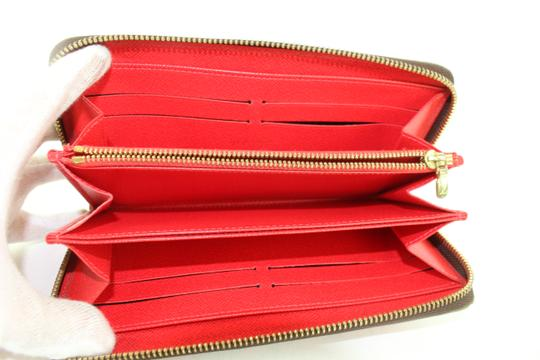 Louis Vuitton Sprouse Catogram Graffiti Rare Limited Wristlet in Red Image 3