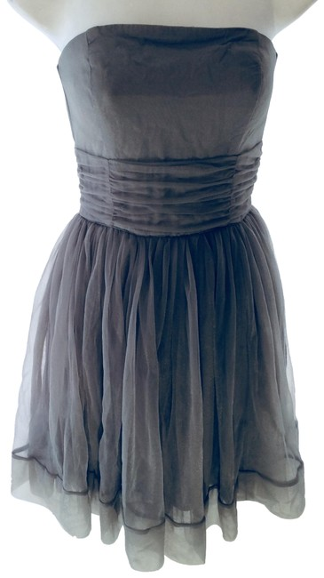 Preload https://img-static.tradesy.com/item/24442553/divided-by-h-and-m-gray-short-cocktail-dress-size-6-s-0-1-650-650.jpg