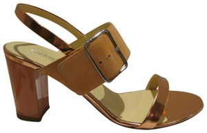 Aquatalia ROSE/GOLD Sandals