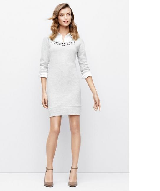 Ann Taylor short dress gray on Tradesy Image 1