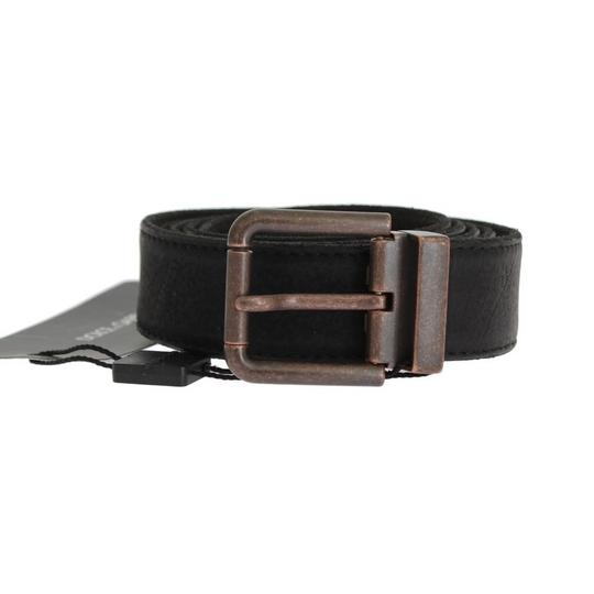 Preload https://img-static.tradesy.com/item/24442834/dolce-and-gabbana-black-d10350-1-leather-bronze-buckle-belt-115-cm-46-inches-groomsman-gift-0-0-540-540.jpg