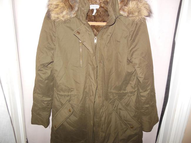 Barneys New York Military Jacket Image 2