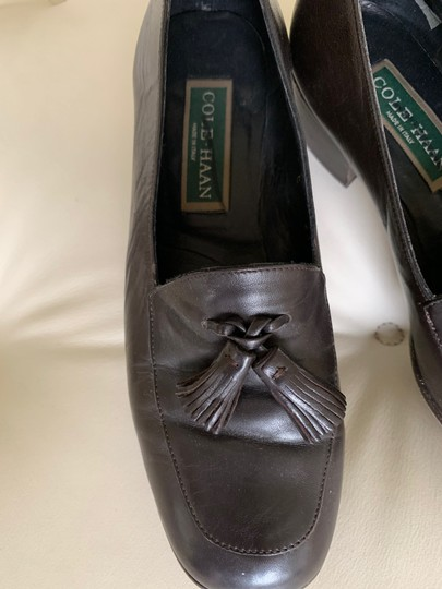 Cole Haan Chocolate Brown Flats Image 1
