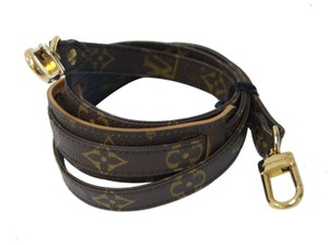 Louis Vuitton LOUIS VUITTON Monogram Brown Shoulder Strap For Metis and Similar
