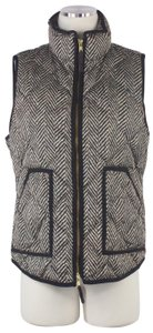 J.Crew Preppy Fall Winter Layer Classic Vest