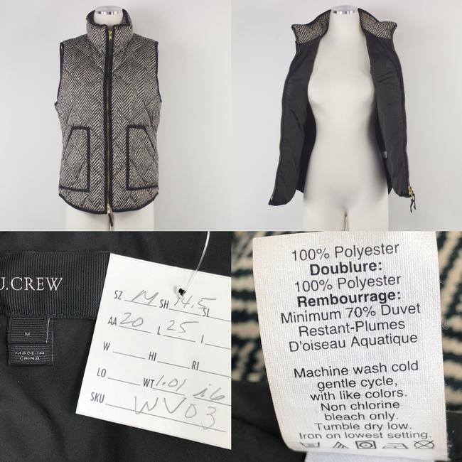 J.Crew Preppy Fall Winter Layer Classic Vest Image 10