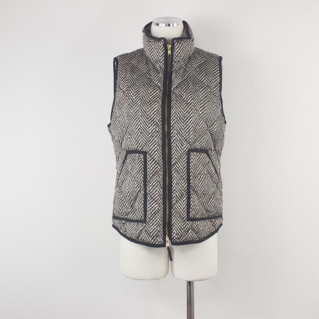 J.Crew Preppy Fall Winter Layer Classic Vest Image 3
