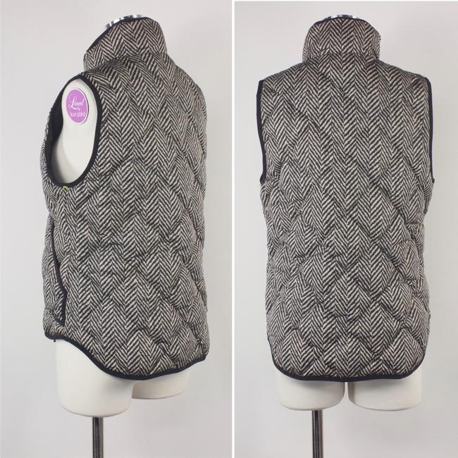 J.Crew Preppy Fall Winter Layer Classic Vest Image 4