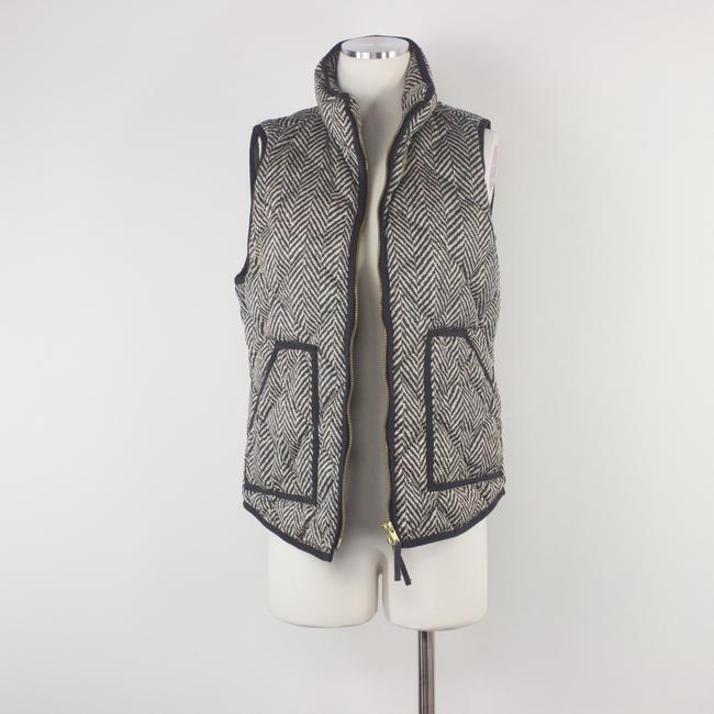 J.Crew Preppy Fall Winter Layer Classic Vest Image 6