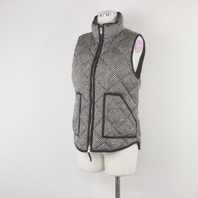 J.Crew Preppy Fall Winter Layer Classic Vest Image 7
