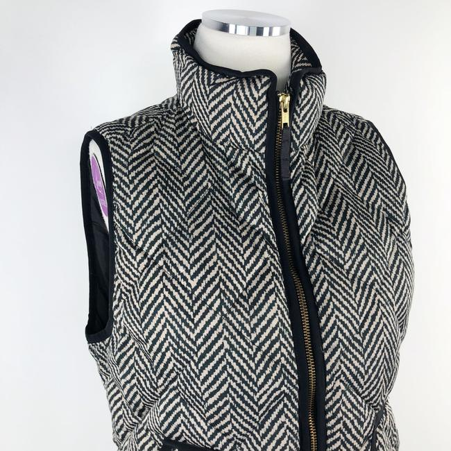 J.Crew Preppy Fall Winter Layer Classic Vest Image 9