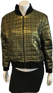 Tucker Bomber GOLD Jacket