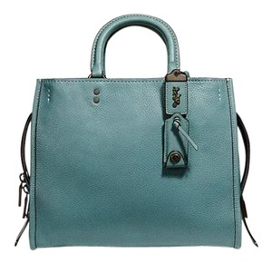 Coach 1941 Tote in Steel Blue