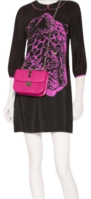 Preload https://img-static.tradesy.com/item/24443516/juicy-couture-black-pink-pitch-snow-leopard-short-casual-dress-size-0-xs-0-1-650-650.jpg